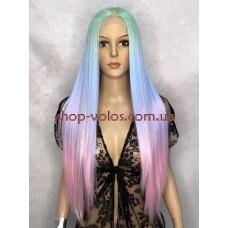Парик на сетке Lace Wig Headline № 03 разноцветный