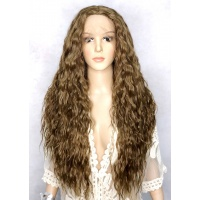 Парик на сетке Lace Wig Bess T-10 светло-коричневый