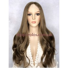 Парик на сетке Lace Wig BL 66010 светло-коричневый