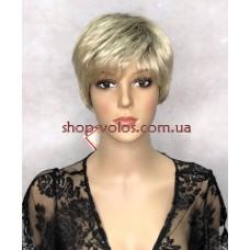Перука ANGELA тон CHAMPAGNE блондин з ефектом відрослого коріння