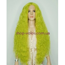 Парик на сетке Lace Wig Lime