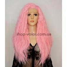 Парик на сетке Lace Wig Angol розовый