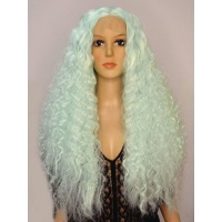 Перука на сітці Lace Wig Aquamarine