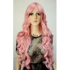 Парик № Pink-5 розовый 70 см