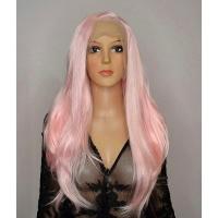 Парик на сетке Lace Wig Pink-65