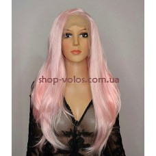 Перука на сітці Lace Wig Pink-65