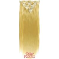 Набор тресс 7 шт № 86-613 желтый блондин