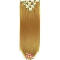 Набор тресс 7 шт № 27X льняной блонд