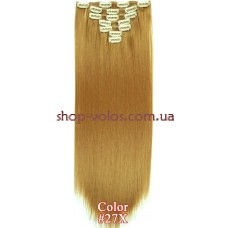 Набір тресс 7 шт № 27X льняний блондин