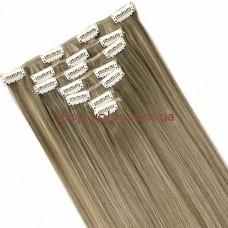 Набор тресс 7 шт № 68-613 пепельно-русый блондин