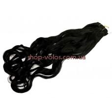 Набор тресс 65 см № 1K черный