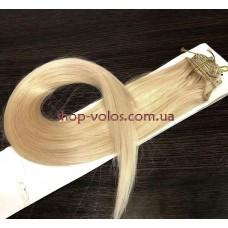 Набір тресс Diamond 70см № 24BT613 пшеничний блонд омбре