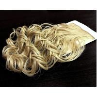 Набор тресс кудрявые № 613 блондин