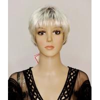 Парик ANGELA тон YS33-1061F серебристый блонд
