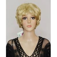 Парик Flora тон 16H613 мелированный пепельный блонд