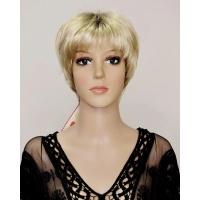 Парик Nicole тон CHAMPAGNE блондин с эффектом отросших корней