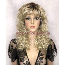 Парик ROXIE тон CHAMPAGNE блондин с эффектом отросших корней