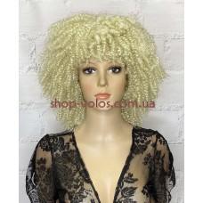 Перука афро блонд каре Afro Cool тон 88