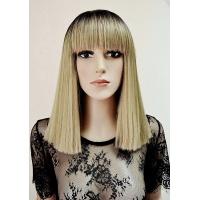 Перука AVRIL № 4-16-613 попелястий блонд, омбе, термо