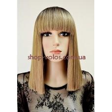 Парик AVRIL № 6-23 бронзовый блонд, омбре, термо