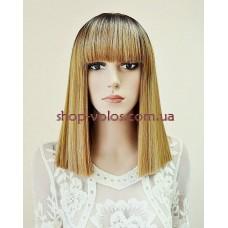 Парик AVRIL № 6-27 золотой блонд, омбре, термо
