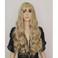 Парик LC 205-10/18T/88 мелированный пепельно-русый блонд