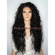 Перука на сітці Lace Wig Bess 1B чорний