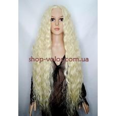 Парик на сетке Lace Wig Bohemian № 613 блонд
