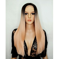 Парик на сетке Lace Wig Janelle pink