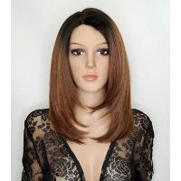 Перука на сітці Lace Wig Mandy 4-30-27