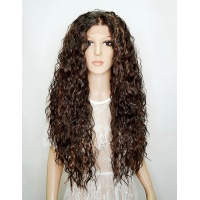 Перука на сітці Lace Wig Bess brown