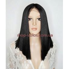 Перука на сітці Lace Wig SHAKIA № 1B