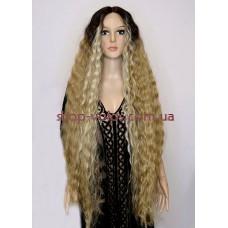 Парик на сетке Lace Wig Bohemian № 6-23-apric