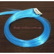 Пасмо блакитного кольору 4535