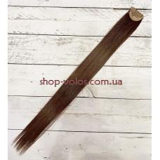 Прядь коричнево-бордового цвета № 31 термостойкая