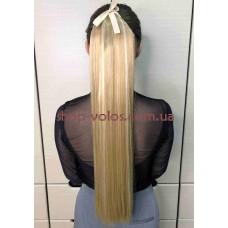 Шиньон объемный P0301 № 24H613 пшеничный блондин