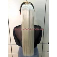 Шиньон объемный P0301 № 122 молочный блондин