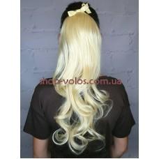 Шиньон кудрявый № 613 блонд