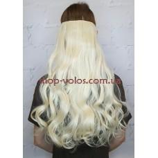 Тресса № 60-613k молочный блондин