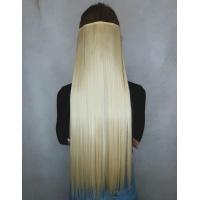 Тресса 70 см № 22-613 пшенично-пепельный блонд
