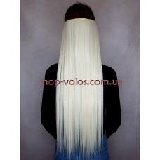 Тресса 70 см № 60 молочный блонд