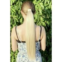 Шиньйон прямий № 613 блондин