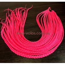 Коси ZIZI - Y14 яскраво-рожеві