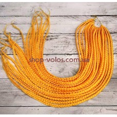 Коси ZIZI - Y20 оранжевий